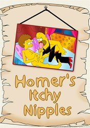 DrawnSex170-Simpsons12-Homer's itchy nipples