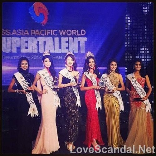 May Myat Noe Miss Asia Pacific 2014 Scandal