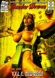 Mitru-Blunder Woman - VILE New Reich Issue 9