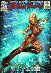 Mitru-Blunder Woman - VILE New Reich Issue 10