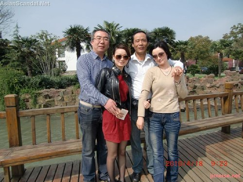 China old professor's daughter and her tune self sex scandal