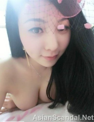 Beautiful asian model release naked video when young