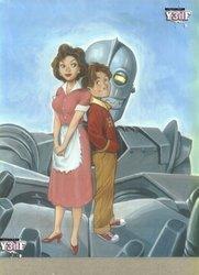 Milftoon-Iron Giant