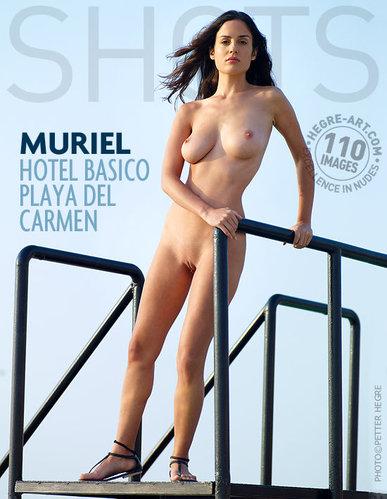Hegre-Art  -  Muriel - Hotel Basico Playa Del Carmen