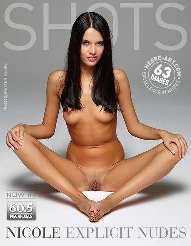 Hegre-Art  - Nicole - Explicit Nudes