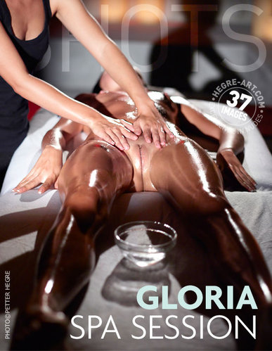 Hegre-Art -  Gloria - Spa Session