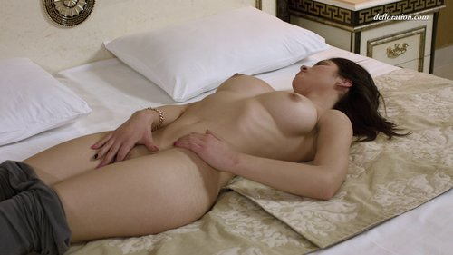 Mom nude and black men