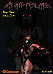Dakkar - Nightblade-The First Sacrifice