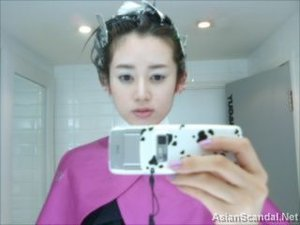 Pretty korean girl Lee Hye-jin sex tape photos + videos